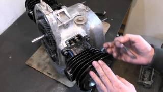 Регулировка клапанов на мотоцикле М-72 ,К-750 ,Днепр-12 (тепловой зазор )