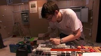 Pas facile de réussir le CFC d'installateur-électricien!