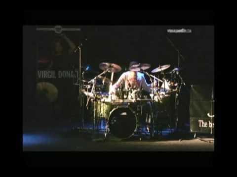 Virgil Donati Live in Oporto DVD