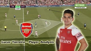 Lucas Torreira | Tactical Profile | Player Analysis