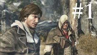 Assassin's Creed Rogue (PC/PS3/XB360) - Part 1 - Meet Shay Cormac