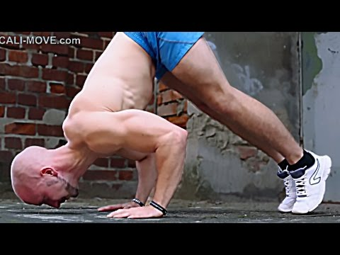 Master the Handstand Push Up - HSPU Tutorial