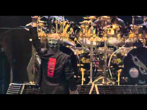 DVD {SIC}NESSES Slipknot - Disasterpieces live at download festival