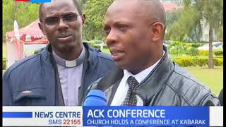 ACK church leaders hold a conference at Kabarak to discuss issues affecting them