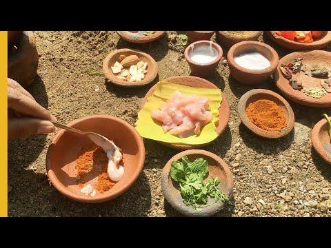 Tiny Biryani | Chicken Dum Biryani Recipe | Tiny foods EP#9 | Miniature Cooking