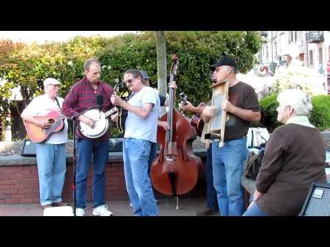 Bluegrass on River Street, Savannah, GA