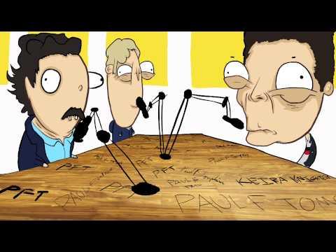 U Talkin' U2 To Me?  Achtung Baby!! Animated
