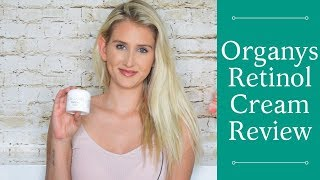 Organys Retinol Cream Review