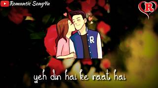 Kal Tak Jiske Sapne Dekhe Aaj Woh Mere Saath Hai 😍   Latest Whatsapp Status   Romantic Song4u