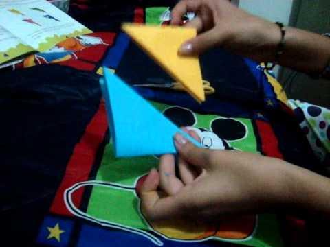 Guirnaldas y estrellas de papel youtube - Estrellas de papel ...