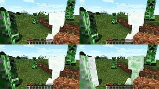 Minecraft Creeper Explosion Played 1000000 Times Meme