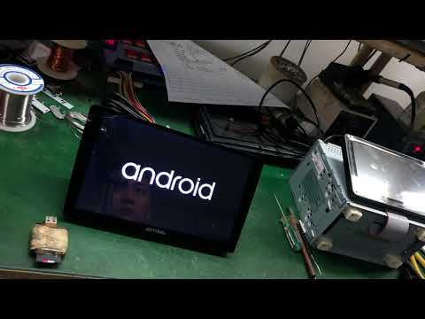 How To Update JOYING QD Head Unit To Android 8.1.0