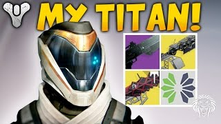 Destiny: my level 400 titan! rarest items, favorite exotics, best weapons & armor (rise of iron)