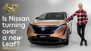 Why Nissan's Ariya EV is a new Tesla Y, VW ID.4 & Ford Mach-E electric SUV rival. Detailed look