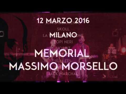 """12/03/2016 Milano: MEMORIAL MASSIMO MORSELLO [Junker: """"MASSIMO""""]"""