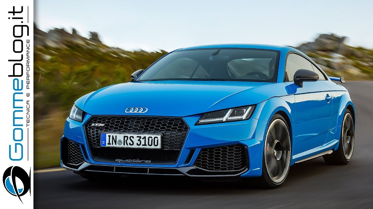 2020 Audi TT RS - interior Exterior and Drive (Acceleration and Sound)