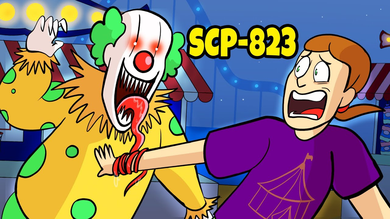Carnival of Horrors | SCP-823 (SCP Animation)