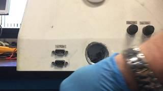 Installing an air diverter 'T̵