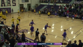 BSDN Live - Blair vs Concordia - Girls Basketball - 2018/19