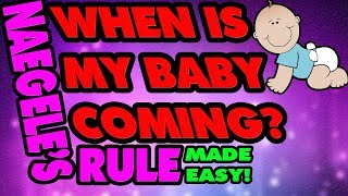 How To Use Naegele's Rule (How to Calculate Due Dates For Pregnancy)