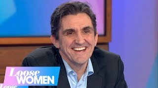 Call the Midwife's Stephen McGann on the Gruesome Scenes to Come in New Series | Loose Women