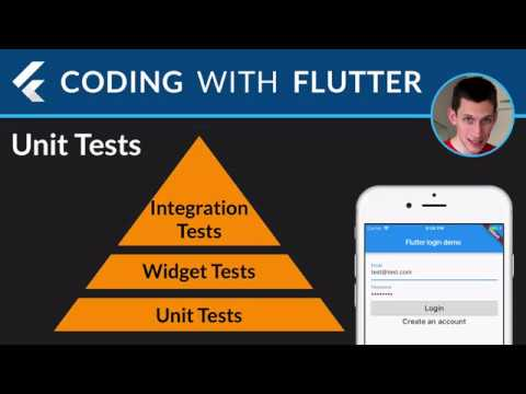 Flutter: Add Unit Tests to Your App