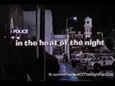 In the Heat of the Night NBC Ident Bumper Howard Rollins
