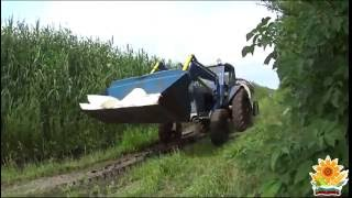 Опрыскивание пшеницы. Подкормка и борьба с вредной черепашкой. МТЗ-82.1+ОП-2000.