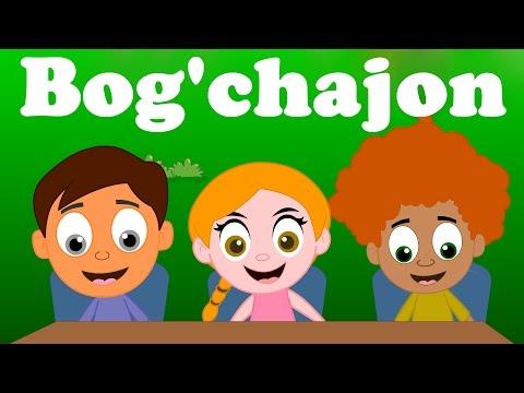 Bog'chajon | Bolalar qo'shiqlari / Болалар учун кушиклар