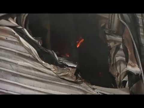 В Одесском отеле из за пожара погибло 8 человек