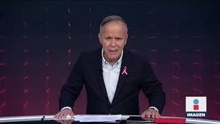 ¿presionaron Con Bloqueo De Cuentas A Medina Mora? | Noticias Con Ciro Gómez Leyva