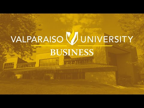 The College of Business at Valparaiso University