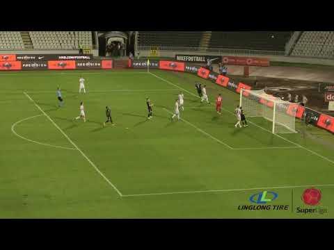 Linglong Tire Super Liga 2019/20 -  3.Kolo: PARTIZAN – MAČVA 4:0 (2:0)