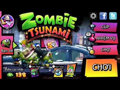 tải zombie tsunami hack vàng và kim cương - Zombie Tsunami Hack full vàng, kim cương