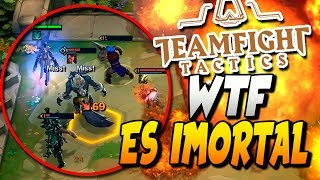 😎CON ESTE ITEM EL ADC ES INMORTAL😎 | Primera Partida  Teamfight Tactics | LoL | SeVenJungle