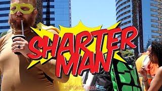 The Sharter Man (Fart Man) Comic Con 2019 San Diego