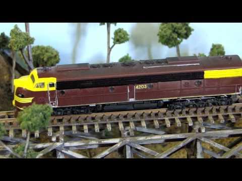 NSWGR 42 Class - DCC sound broadway