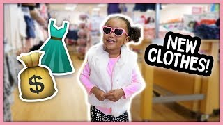 $300 Toddler Clothing Shopping Spree!