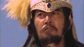 一個偉大的帝王,一支神勇的軍隊,鐵鷂子似雷霆萬鈞,步跋子越溝壑如履...