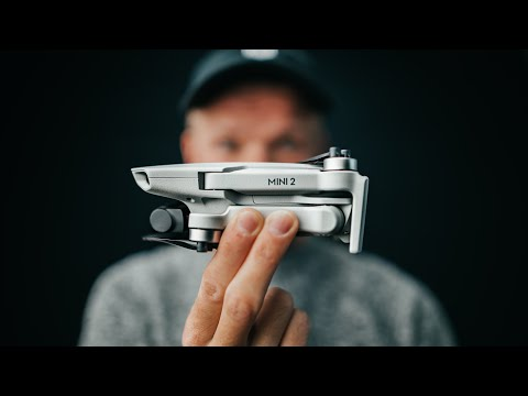 Finally A Cinematic Beginner Drone // DJI MINI 2 REVIEW