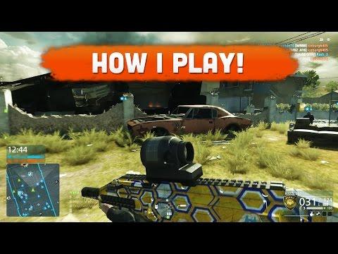HOW I PLAY! - Battlefield Hardline (Road to Max Rank #243)