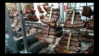 Рёбра говядины на углях в аргентинском стиле, мясо нежное, сочное! Теперь запекаю только так!