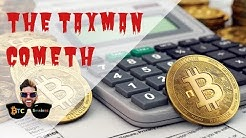 Canadian Tax Agency Targets Bitcoin Users | BTC Tx Volume Plummets | $200K Fraudsters