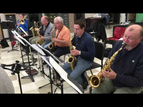 Kris Johnson & the SLC Jazz Orchestra