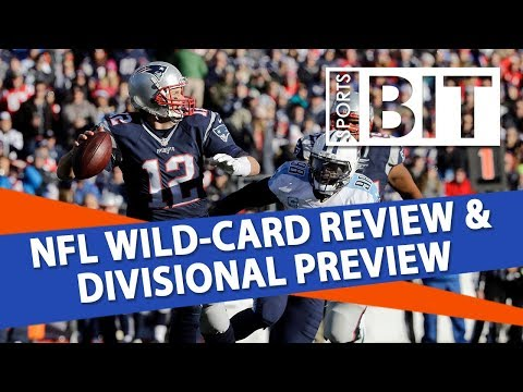 NFL Wild-Card Review & Divisional Preview | Sports BIT | Monday, Jan. 8