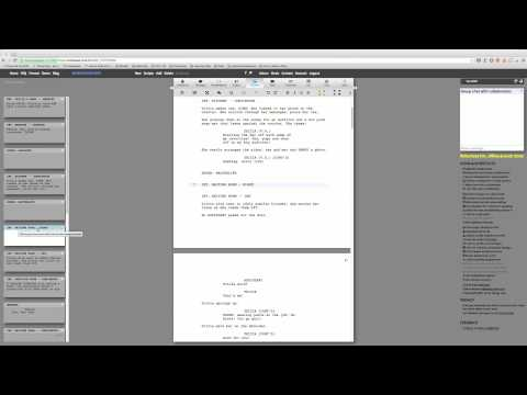 Screenplay App Review: Writer Duet - YouTube
