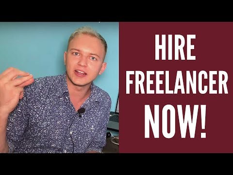 Why you Should Hire Freelancers BEFORE you Get Clients (Build a Digital Marketing Agency)