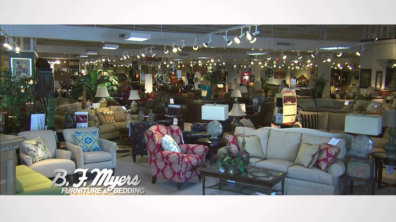 Superbe B.F. Myers Furniture  Selection