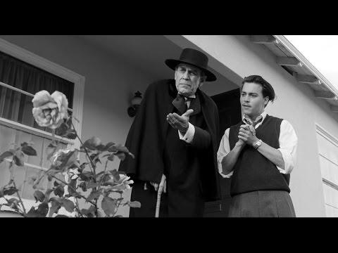 Ed Wood (1994) Audio Commentary Johnny Depp Martin Landau