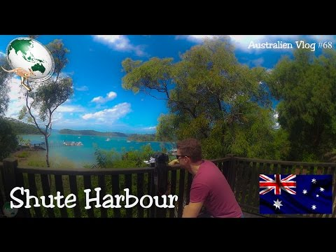 Shute Harbour - Work and Travel Australien Vlog #68